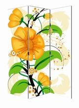 china manufacturer home decoration canvas print folding screen sliding doors interior room divider