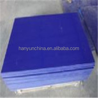 Plastic UHMW-PE polyethylene 6mm thickness plastic sheet with the best price