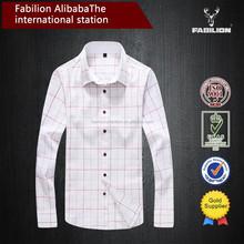 mens high quality stylish long sleeve new design shirts 2015