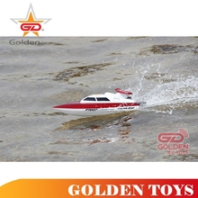 New 2.4G competitive price remote control OEM service battery rc boat trailers