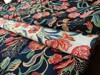 China 100% cotton printed poplin fabric with flowers design/cotton poplin fabric characteristics