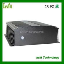 Import computer parts S180 dual mini itx case wholesale