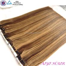Factory Wholesale Virgin Hair Hair Weaving Remy Russian Blonde Hair Extensions