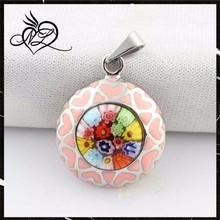murano glass heart pendant search products steel fashion pendant