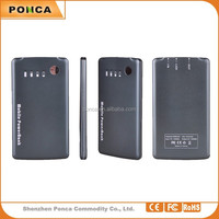 updated popular rohs with portable phone charger credit card size 4000mah power bank