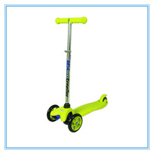 top quality Best selling products cheap 3 in 1 kids push scooter for sale