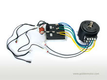 High Power DLDC motor, Electric car conversion kits / EV parts / Accessories / Components