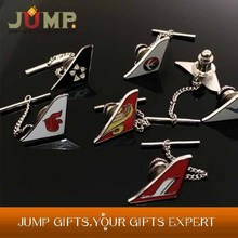 Best selling metal medal,cheapest cuff links badge