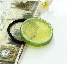 2015 new fashion Fresh summer fruit hair band hair rope hair accessories personality