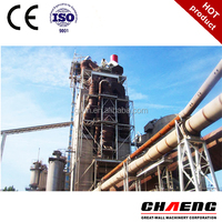 Cement production line/ small cement production plant