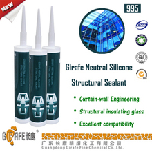 Girafe 995 Neutral Silicone Sealant for Structual Glazing