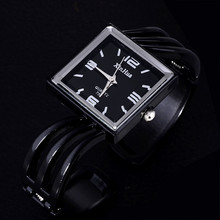 New Brand Square Case Fashion cat's whiskers wrist Watch