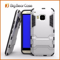 Hybrid slim armor cover case for htc m9