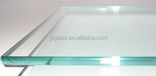 Polished edge cut size 1.8mm aluminum mirror /silver mirror double paint factory with ISO have stock china qinhuangdao by sea