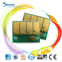 Auto reset chip for hp 364 refillable ink cartridge wholesale china