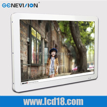 24 inch bus LCD advertising display screen/wholesale marketing monitors/lcd display with usb advertising display