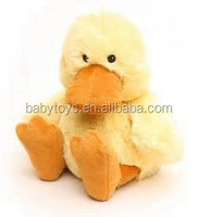 plush duck pet toy toys duck yellow plush duck
