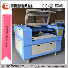 co2 laser glass tube cutting machine for engraving and cutting nonmetal material with CE