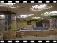 oval aquarium