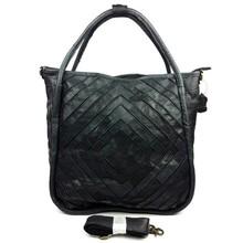 Vintage Designer 100% Genuine Leather Cowhide Women Tote Handbag Shoulder Messenger Cross Body Bag Bags For Ladies