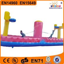En14960 Exciting Bungee Basketball