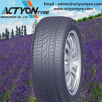 High performance brand new car tyres