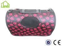 2015 Best design popular pet travel bag petcarrier lovable dog carrier outside bag for dog carrier bag