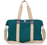 Cut sport gear bag canvas gym bag Traveling Duffel weekend bag