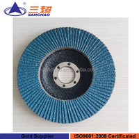 Flap Disc 125 / Abrasive Flap Disc for Grinding and Polishing