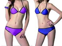 String Bikinis For Girls Triang Fitness Popular Topless Wholesale Very Sexy Star Signs Ladies G Single Sheer String Bikinis