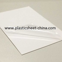 HIPS High Glossy Composite Sheet for advertising and shower walls