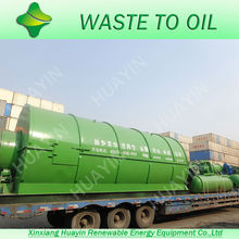 Coal&Wood&Fuel oil&Natural gas as heating material oil extraction from tyre scrap machine