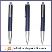 Personalised Customized Hot Sales Ballpoint Pen Metal School