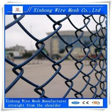 pvc coated chain link fence for gym