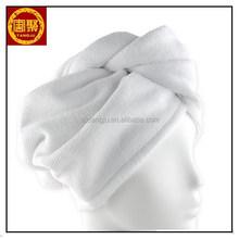 Magic Microfiber Hair-drying Towel Cap Bath Head Wrap