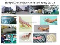 PU foam & memory foam manufacturer in China/memory foam pieces