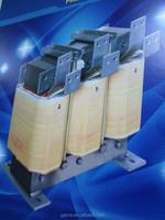 Filtering reactor