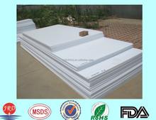 PP plastic decorative/decoration sheet