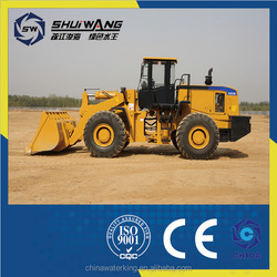front end wheel loader, bigger bucket for rock and gravel low price
