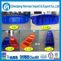 3.6M cheap plastic fishing boat for sale