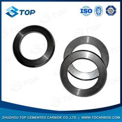 experienced zhuzhou direct supplier three dimensional tungsten carbide roll rings ribbed as needs and requirements