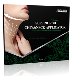 New products OEM Superior ultimate Neutriherbs Chin & Neck Applicator tightening contouring cream chin slimming V line face mask