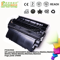 Wholesale Compatible C390X Toner Cartridge FOR USE IN HP LaserJet M4555MFP/M601/M601n(PTCE390X)