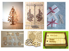 laser cutting wood craft