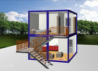 prefab container homes for sale (HG-C18)