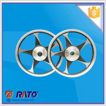 Best value motorcycle alloy wheel rim and hub, front/rear aluminum wheel for sale