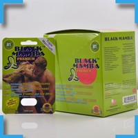 Custom Food Grade paper pill pack