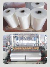 1250mm three layer pe stretch film extruder pallet stretch wrap film production line