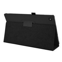 2014 Newest Book Style Stand Leather Flip Cover Case For Kindle Fire HD 7