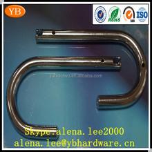 Factory zinc plated metal locking swivel hook,metal clip swivel hook ISO9001:2008